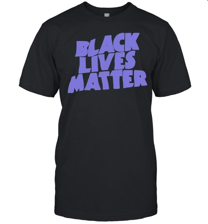 black lives matter shirt Classic Men's T-shirt