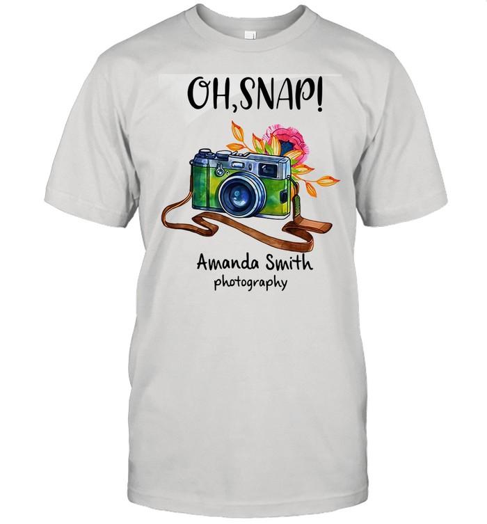 Oh Snap Amanda Smith Photography shirt Classic Men's T-shirt