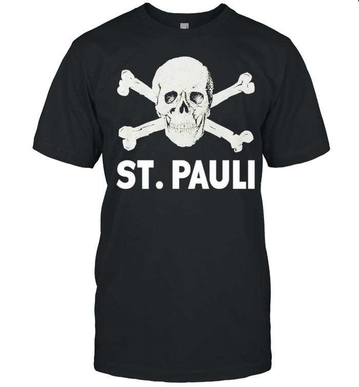 St Pauli skull shirt Classic Men's T-shirt
