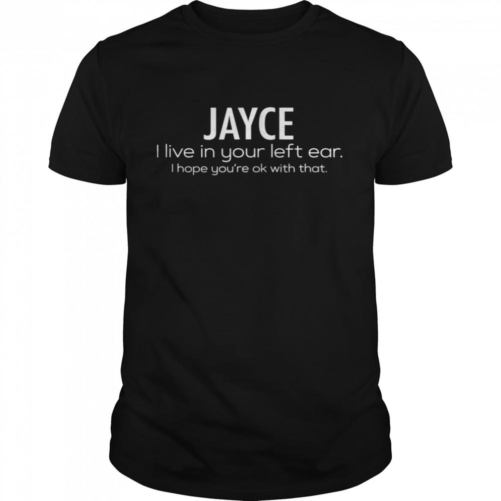 Jayce shirt Classic Men's T-shirt