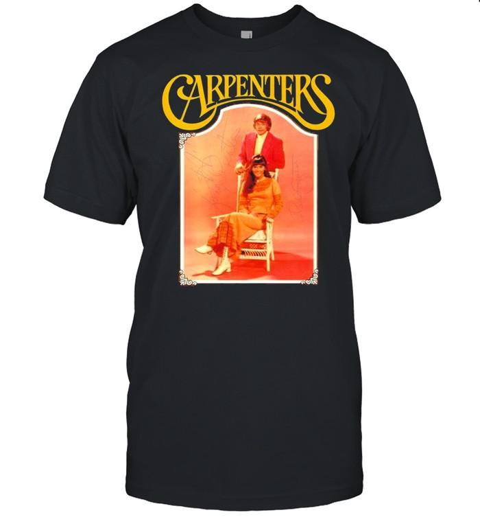 Karen Carpenters check and buy merch band shirt Classic Men's T-shirt
