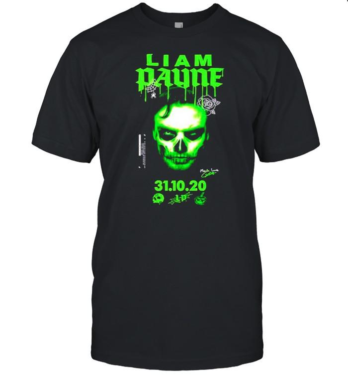Liam Payne much love 31 10 2020 signature shirt Classic Men's T-shirt