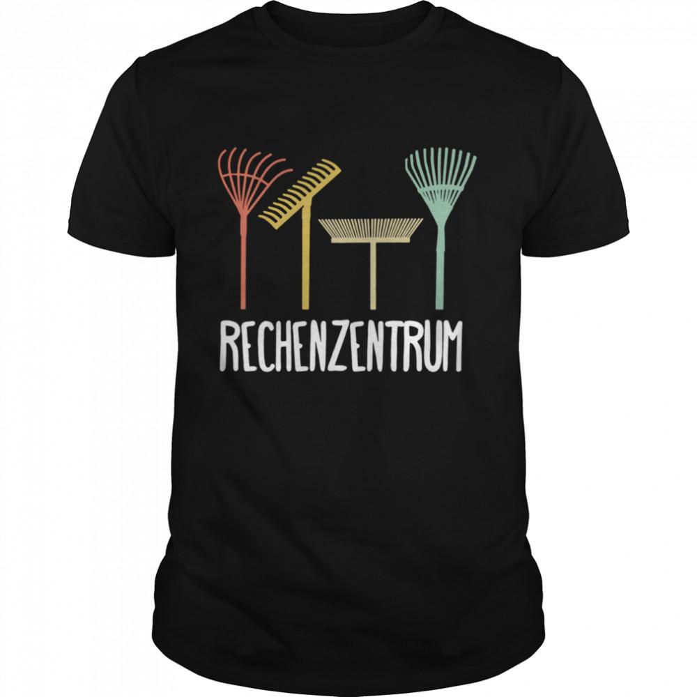 Rechenzentrum Gärtner Geschenkidee Hobbygärtner shirt Classic Men's T-shirt
