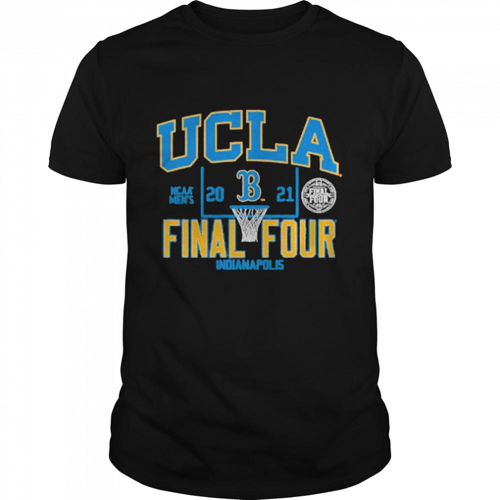Ucla Bruins 2021 Ncaa Men's Basketball Final Four Indianapolis shirt Classic Men's T-shirt
