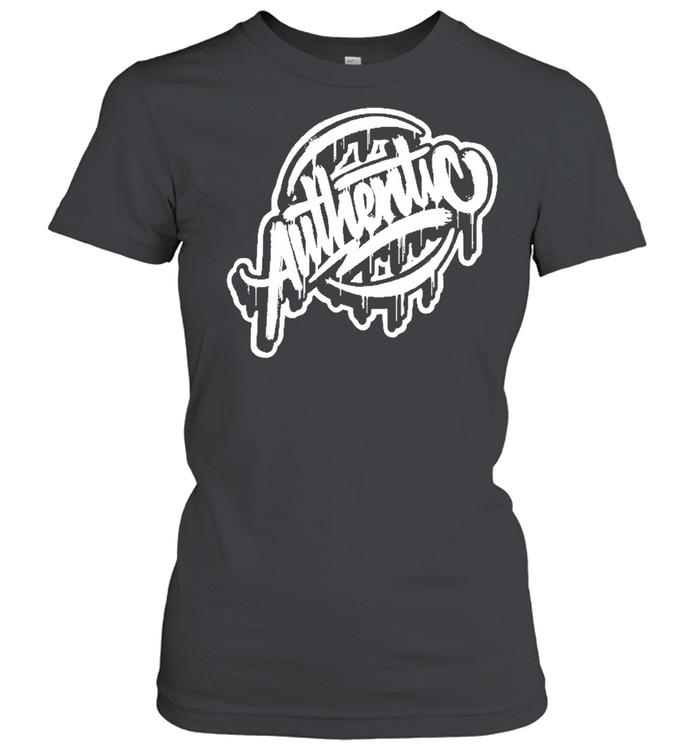 Authentic shirt Classic Women's T-shirt