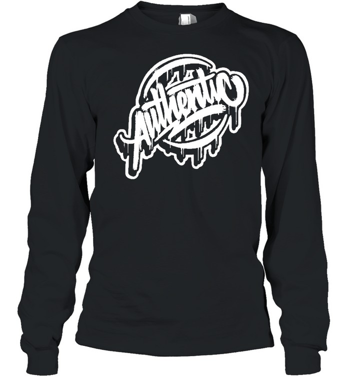 Authentic shirt Long Sleeved T-shirt