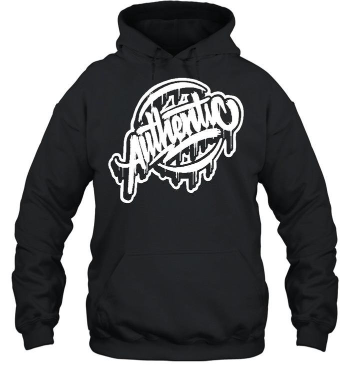 Authentic shirt Unisex Hoodie