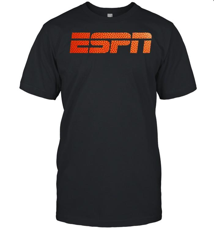 ESPN Basketball Fill ESPN  Classic Men's T-shirt