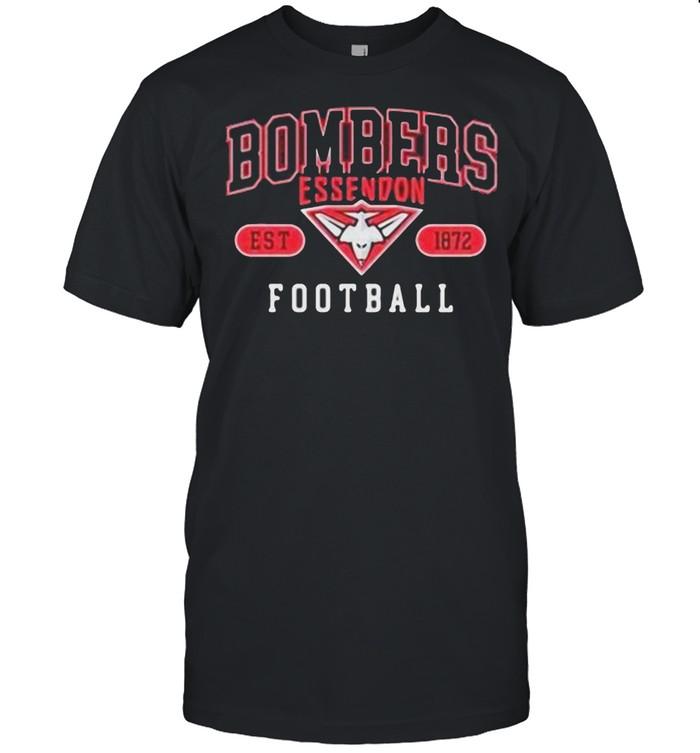 Bomber Essendon Est 1872 Football  Classic Men's T-shirt