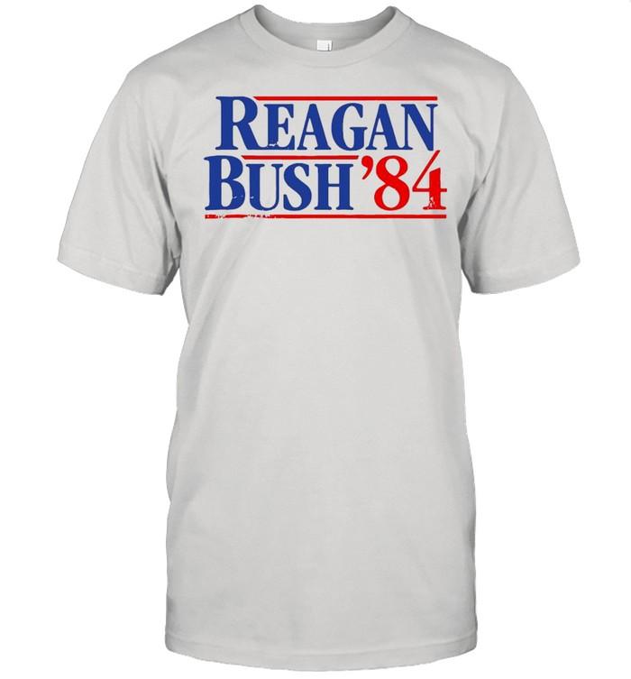 Reagan Bush '84  Classic Men's T-shirt