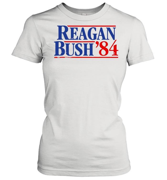 Reagan Bush '84  Classic Women's T-shirt