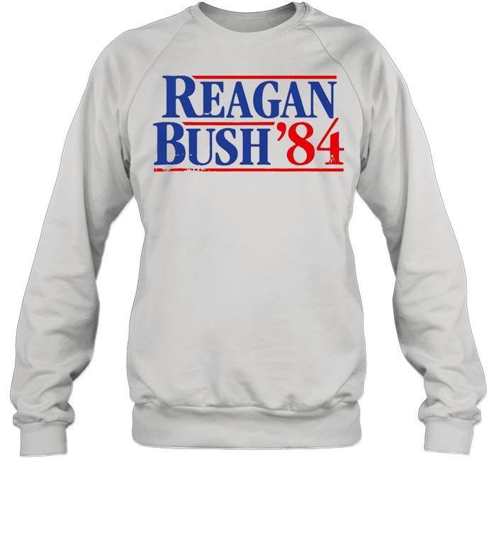 Reagan Bush '84  Unisex Sweatshirt