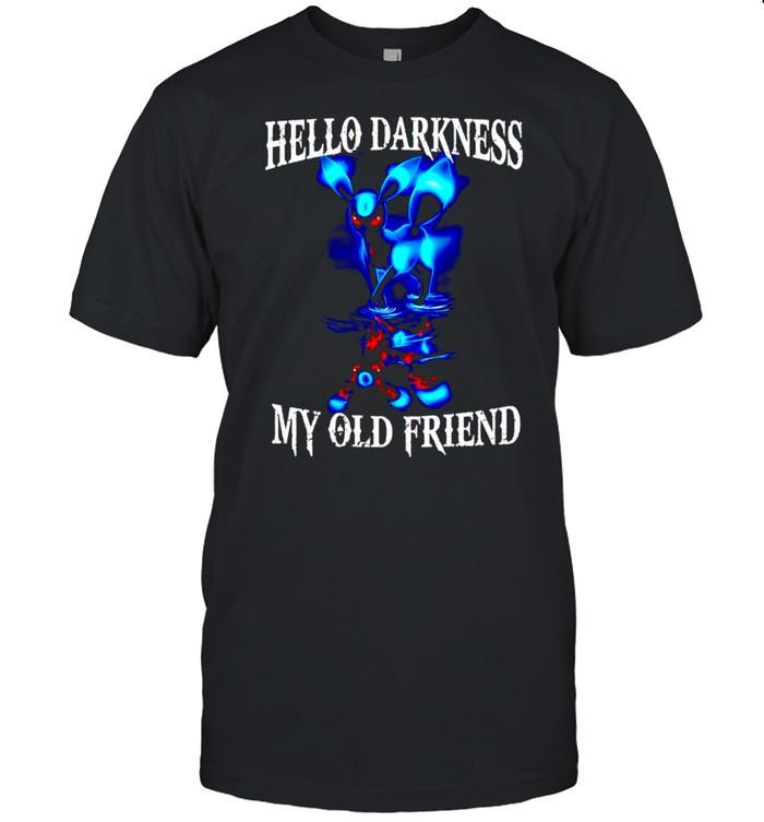 Hello darkness my old friend shirt Classic Men's T-shirt