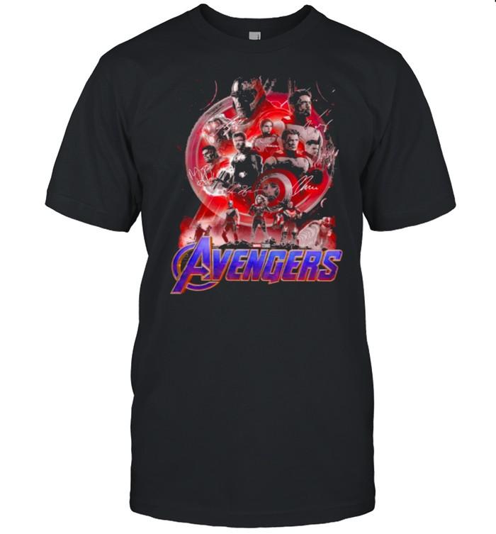 The avengers 4 shirt Classic Men's T-shirt