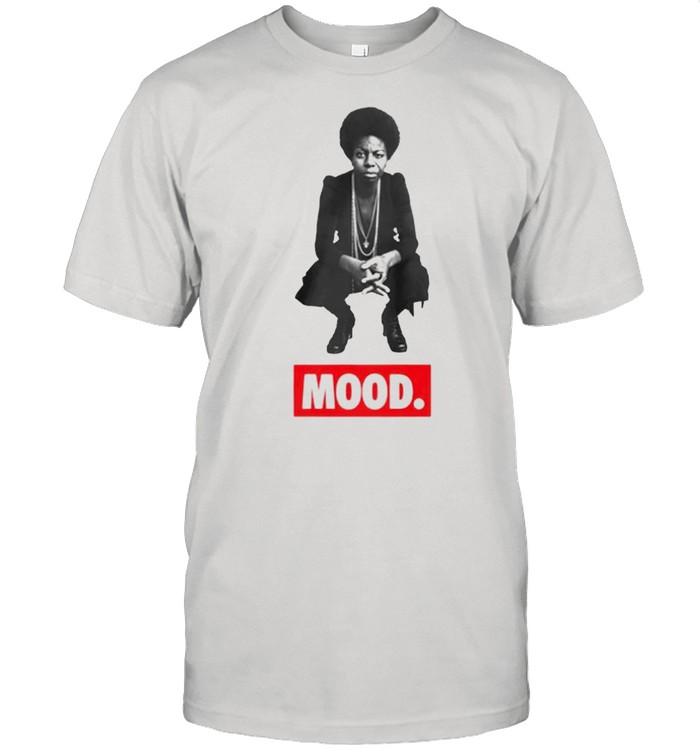 Nina Simone mood shirt Classic Men's T-shirt