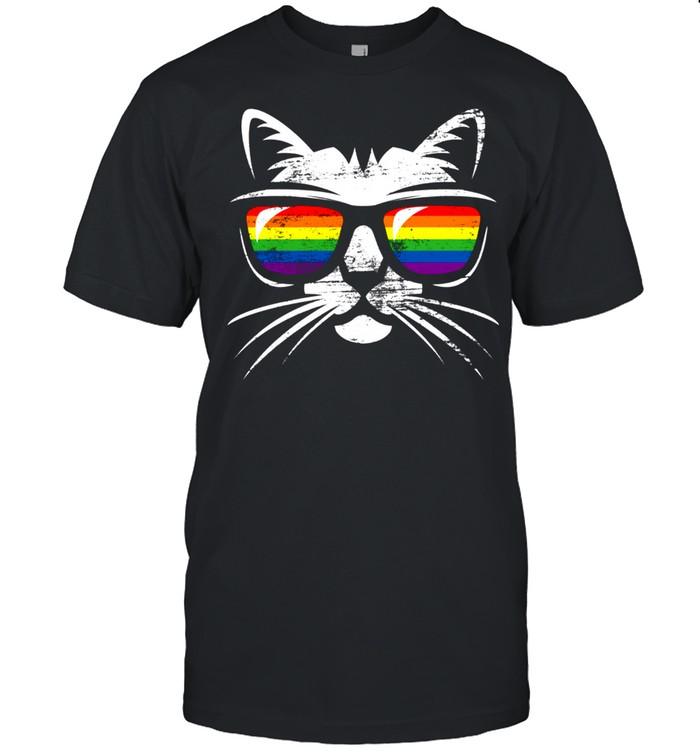 Monat des Stolzes SchwulLesbischer Stolz LGBT shirt Classic Men's T-shirt