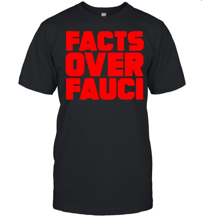 FACTS Over Fauci Premium  Classic Men's T-shirt