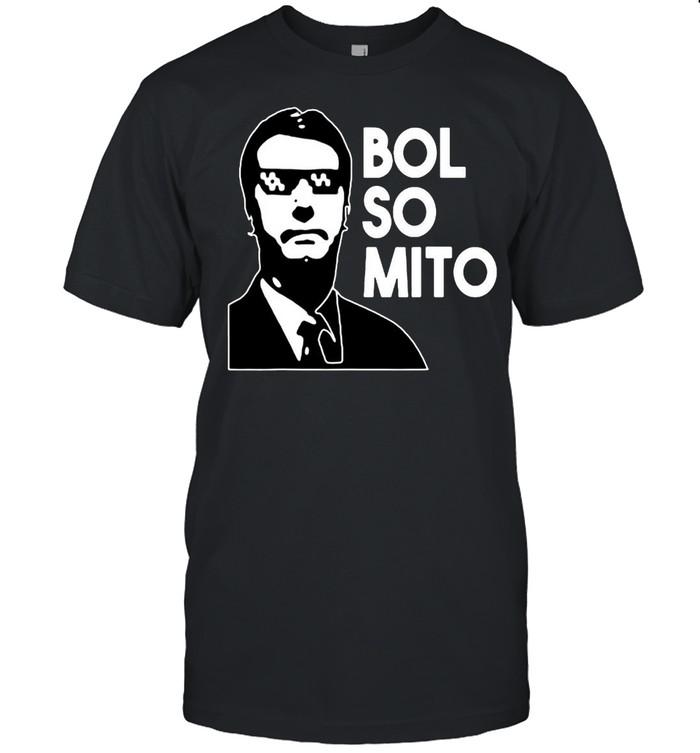 Camiseta Bolsonaro Presidente 2022 T-shirt Classic Men's T-shirt