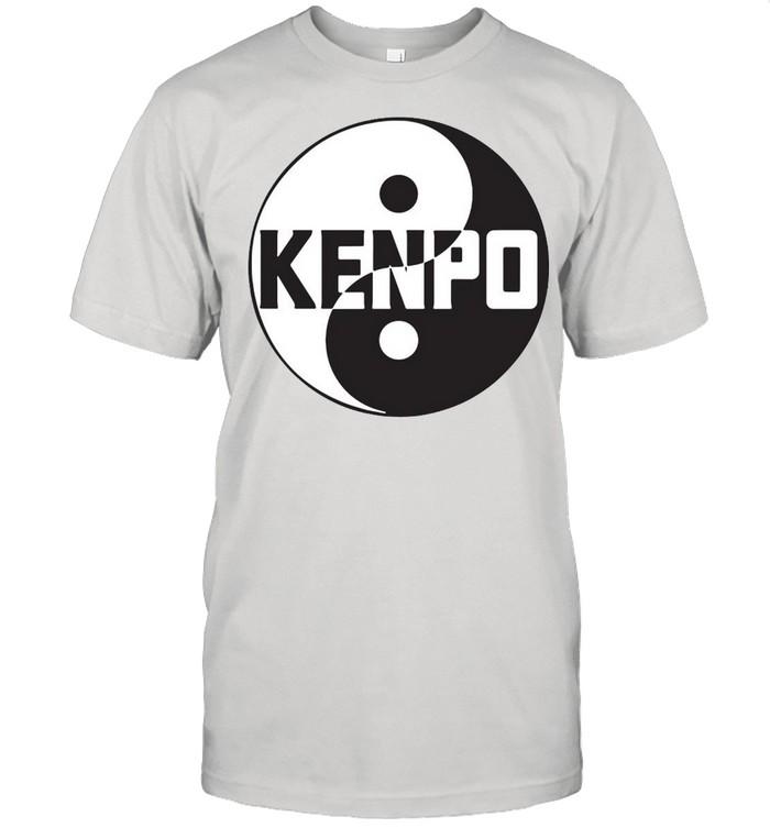 Kenpo Karate Ying Yang Martial T-shirt Classic Men's T-shirt