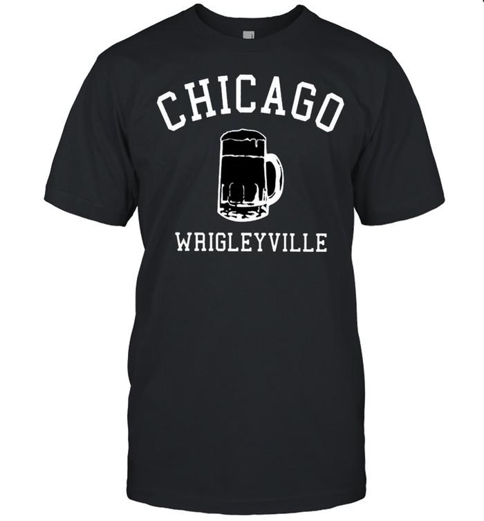 Wrigleyville Chicago Cheers shirt Classic Men's T-shirt