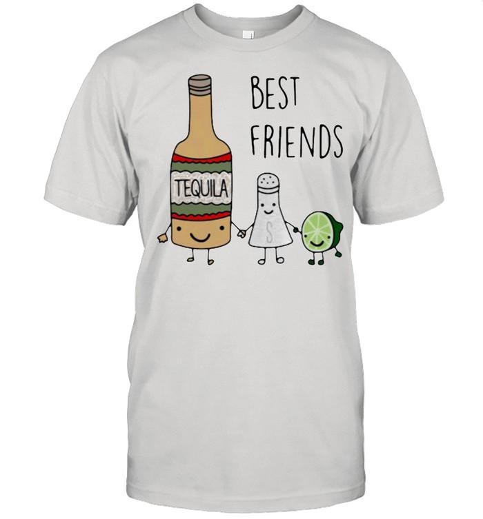 Best Friend Tequila  Classic Men's T-shirt