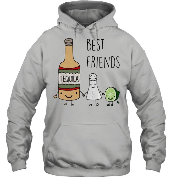 Best Friend Tequila  Unisex Hoodie