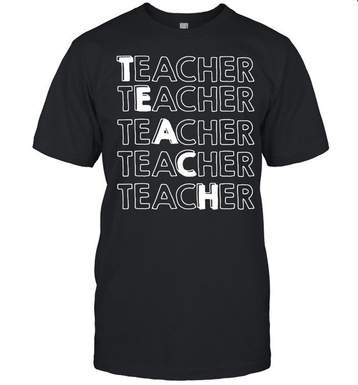 Teacher  Classic Men's T-shirt