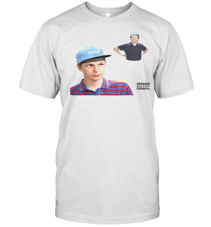 Michael Gang Parental Adviory  Classic Men's T-shirt