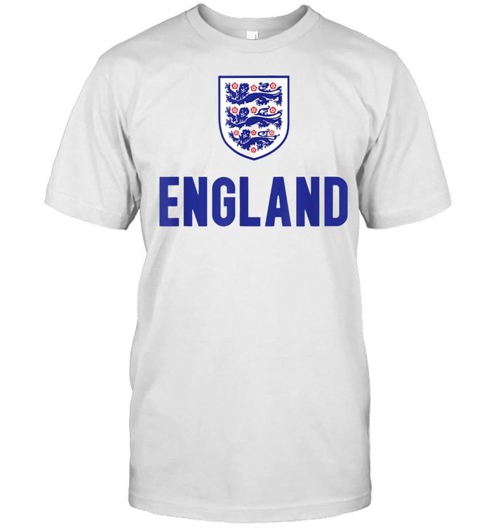 England Soccer Jersey 2020 2021 Football Team Fan shirt Classic Men's T-shirt