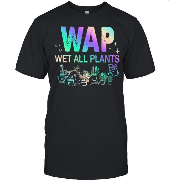 Gardening Wap Wet All Plants shirt Classic Men's T-shirt