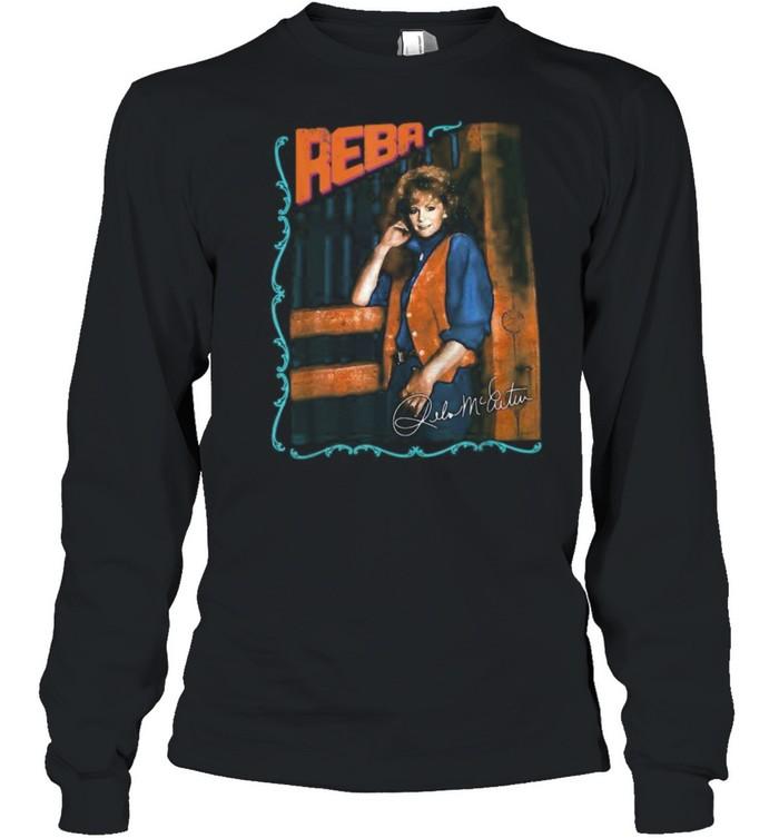 Reba Relo shirt Long Sleeved T-shirt