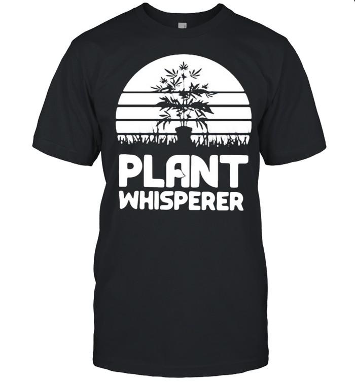 Plant whisperer moon shirt Classic Men's T-shirt