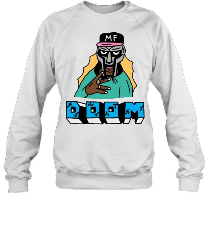 MF DOOM shirt Unisex Sweatshirt