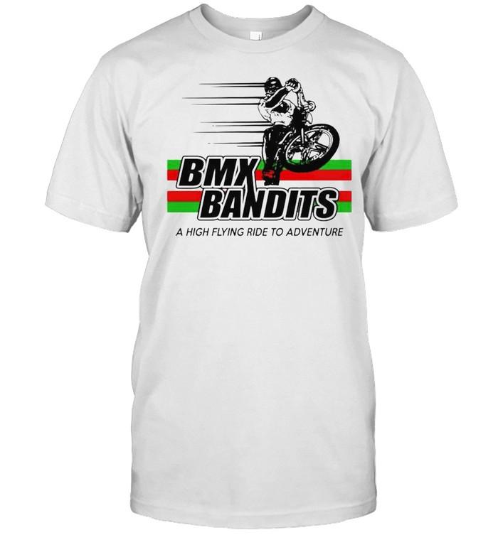 BMX Bandits a high flying ride to adventure shirt Classic Men's T-shirt