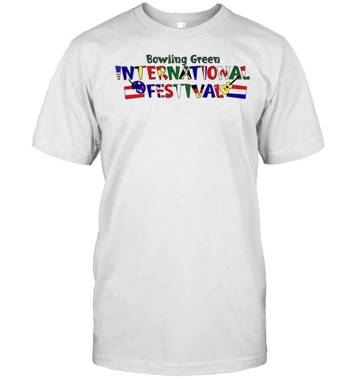 Bowling green international festival shirt Classic Men's T-shirt