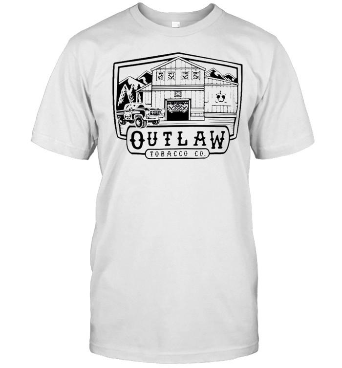 Outlaw Tobacco Co shirt Classic Men's T-shirt