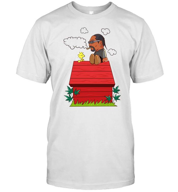 SN00PY D0GG shirt Classic Men's T-shirt