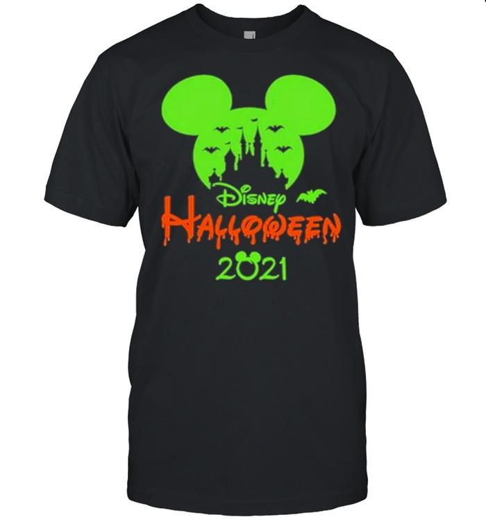 disney Halloween 2021 Mickey  Classic Men's T-shirt