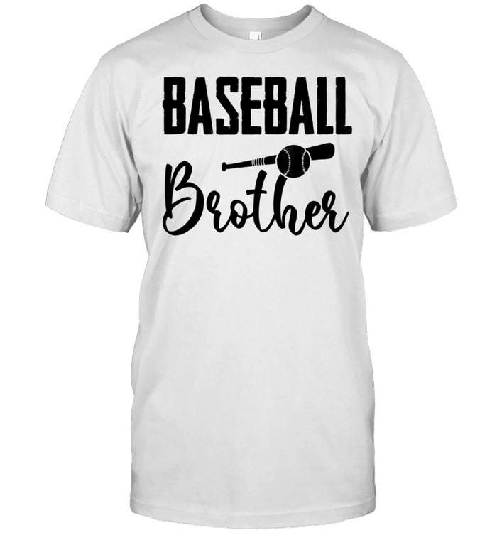 Baseball Brother Baseball Player shirt Classic Men's T-shirt