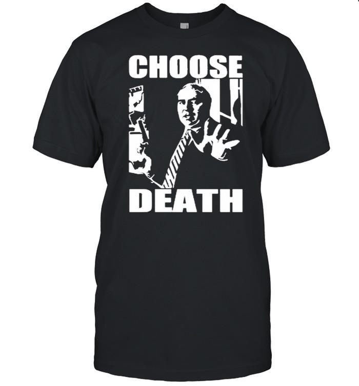 Budd Dwyer Choose Death T- Classic Men's T-shirt