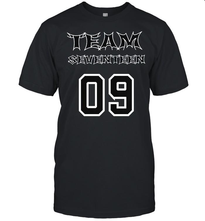 Team Seventeen 09 shirt Classic Men's T-shirt