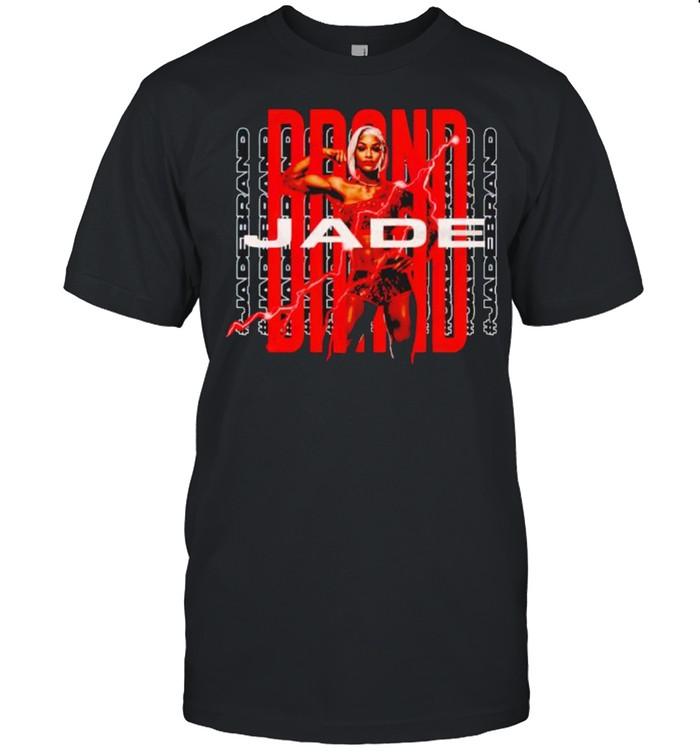 Wwe Jade Cargill Jade Brand shirt Classic Men's T-shirt