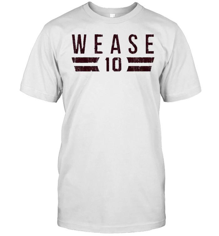 Theo Wease Oklahoma Font  Classic Men's T-shirt