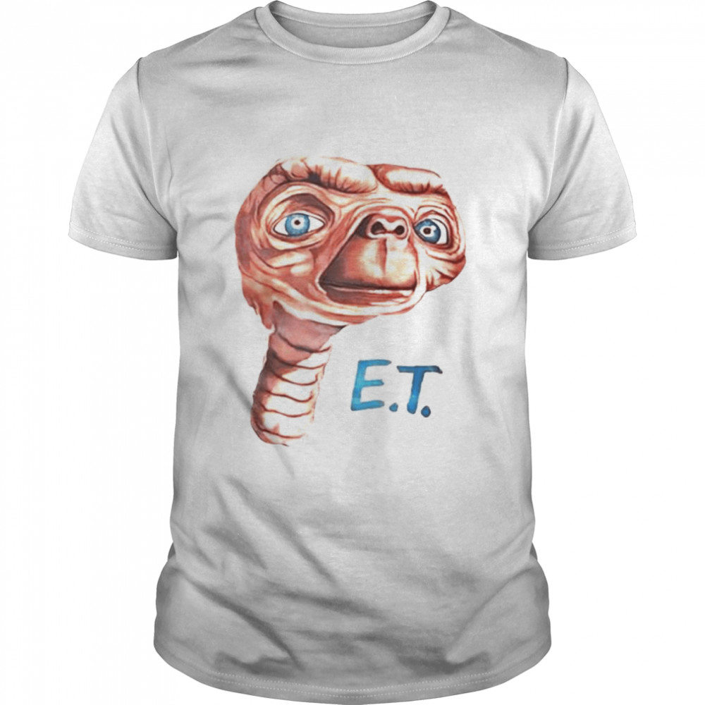 Weird E.T shirt Classic Men's T-shirt