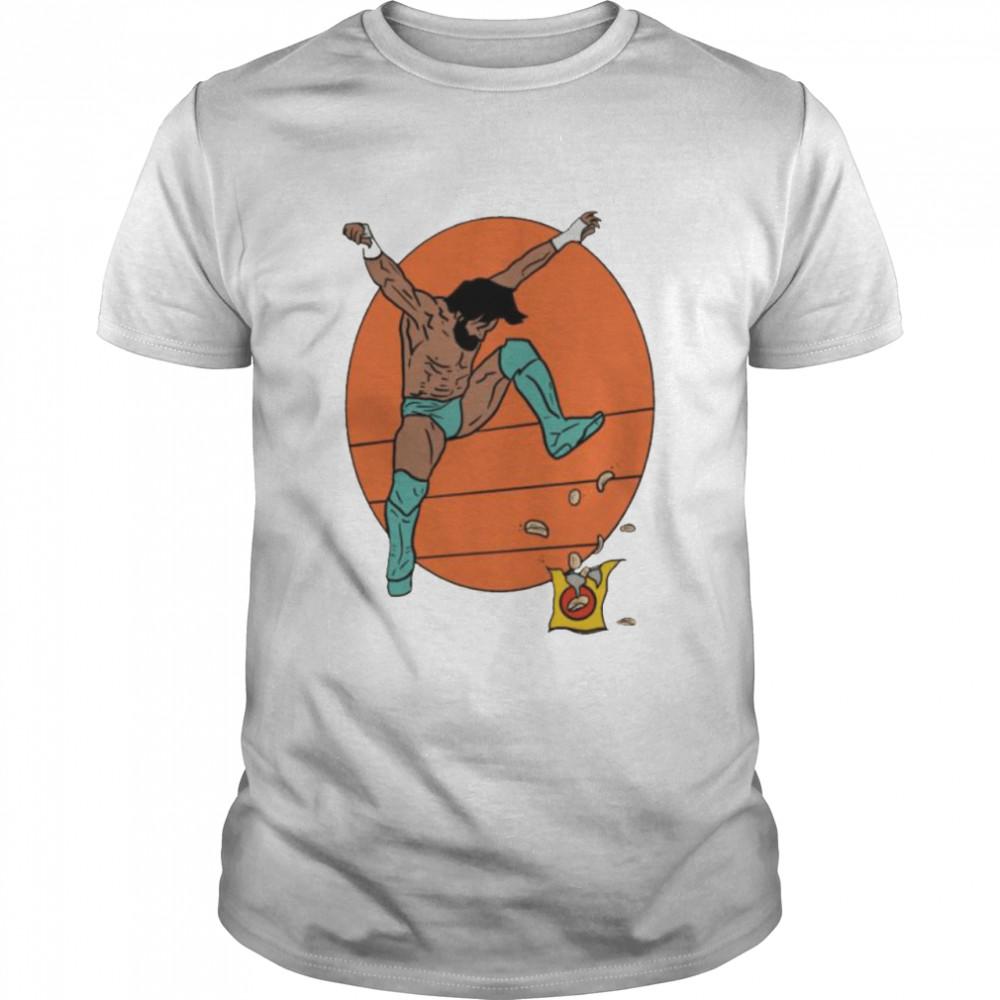 Tony Nese carb killer orange shirt Classic Men's T-shirt